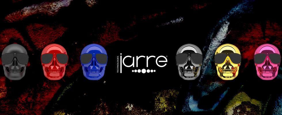 Акустика Jarre Technologies AeroSkull Nano по суперцене!