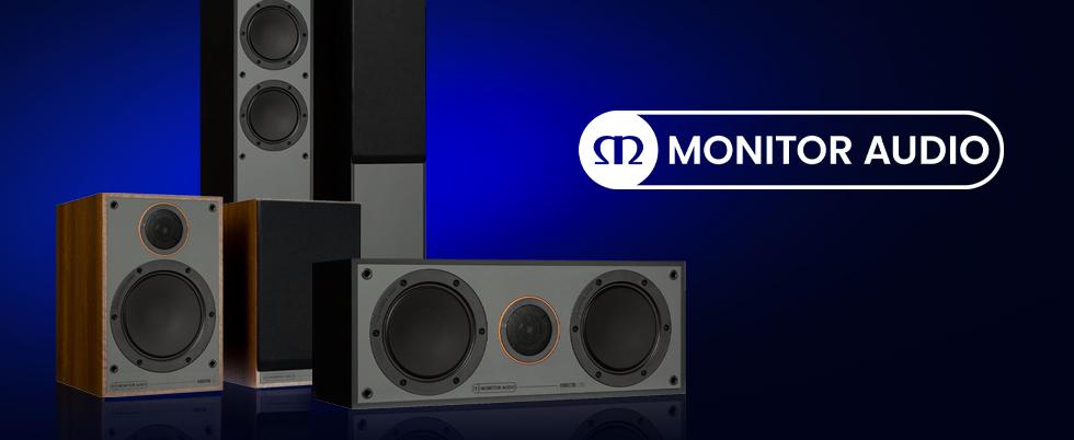 Hi-Fi акустика Monitor Audio по суперцене!