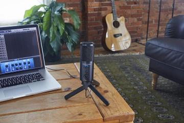 Эксклюзивно в Портатив – Audio-Technica ATR2500x-USB - самый универсальный конденсаторный USB микрофон