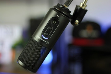 Экспертное мнение – микрофон Audio-Technica ATR2500x-USB