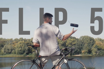 Обзор JBL Flip 5 и сравнение с JBL Flip 4
