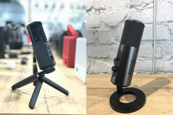 Як обрати мікрофон? Поверховий огляд класифікації мікрофонів та кілька практичних порад...