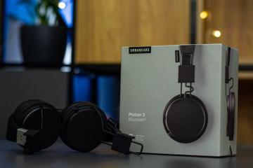 Urbanears Plattan II Bluetooth – еволюція накладних навушників