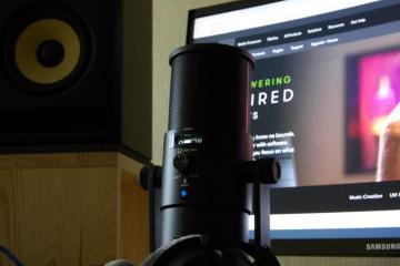 Особливості роботи з M-Audio Uber Mic. Вдалий вибір для домашніх студій