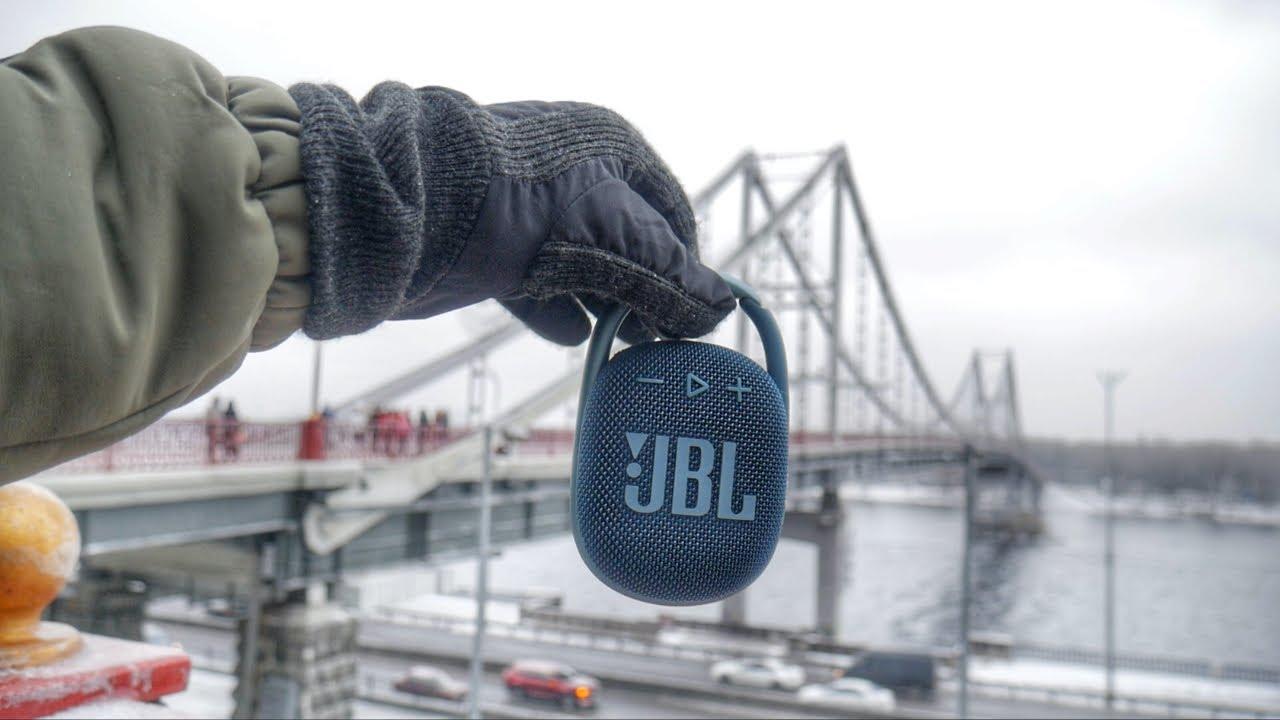ОБЗОР JBL CLIP 4! СРАВНЕНИЕ С JBL CLIP 3! САМАЯ ЛУЧШАЯ маленькая блютуз колонка в 2020 году!