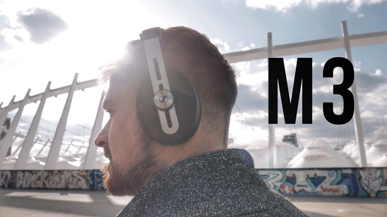 Sennheiser Momentum M3 AEBTXL | Обзор лучших наушников 2019 года!