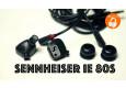 Обзор Sennheiser IE 80S | Референс, Каким он должен быть? + регулятор баса