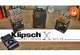 Klipsch Reference X Series | Обзор арматурных наушников