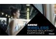 Наушники Shure Wireless Sound Isolating™ Earphones