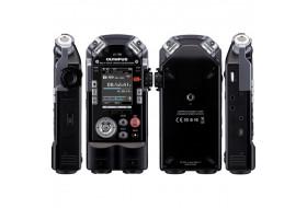 Обзор цифрового диктофона Olympus LS-100