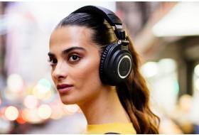 Audio-Technica ATH-M50xBT - легендарная классика теперь без проводов!