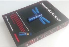 Новая кобальтовая стрекоза. Обзор Audioquest Dragonfly Cobalt
