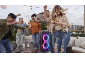 JBL PartyBox 710 и PartyBox 110 — мощный звук, улучшенная светомузыка и новые функции