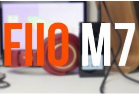 FiiO M7 | Компакт Hi-Fi на Android