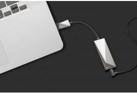 Astell&Kern USB-C DUAL DAC AMPLIFIER CABLE — компактный ЦАП для портативной техники
