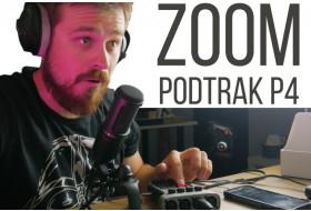 Обзор рекордера Zoom PodTrak P4 ‒ идеальное решение для записи в любых условиях