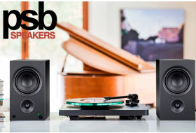 PSB Speakers — крутые новинки в ассортименте