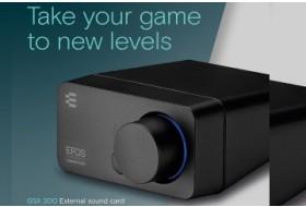 Sennheiser GSX 300 - одно маленькое устройство для огромного усиления звука