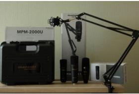 Огляд нових мікрофонів від Marantz. Якісний та доступний запис