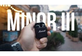 Обзор Marshall Minor III | РОКовые TWS!