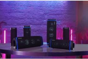 Новые колонки Extra Bass от Sony