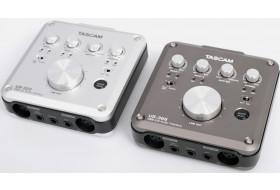 Аудиоинтерфейсы TASCAM US-322 и US-366