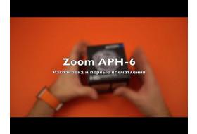Zoom APH-6 — комплект аксессуаров для Zoom H6