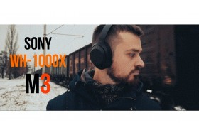 Обзор Sony WH-1000XM3 | Лучшие наушники с ANC?