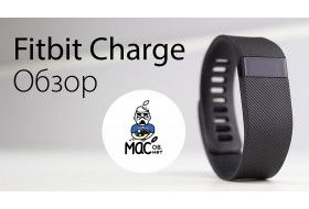 Обзор  Fitbit Charge HR