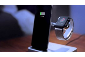 Valet Charge Dock for Apple Watch + iPhone