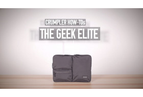 Чехол Crumpler The Geek Elite