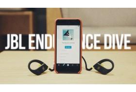 JBL Endurance Dive | Обзор Bluetooth-наушников с плеером