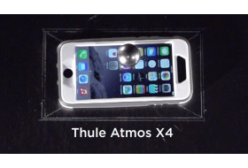 Thule Test Program - Thule Atmos X4 screen impact test