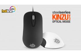 Обзор игровой мыши SteelSeries Kinzu v3