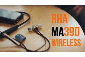 RHA MA390 Wireless | Обзор Bluetooth-наушников