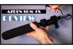 Azden SGM-1X Review & Unbox