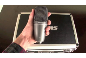 Shure PG42 USB Condenser Microphone Review