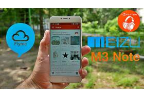 Meizu M3 Note | Обзор бюджетного флагмана