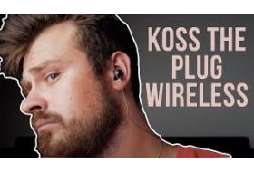 Беспроводные легенды Koss | Обзор The Plug wireless & Koss BT221i Wireless