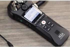 Zoom H1n - универсальный гаджет для записи звука