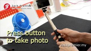 REMAX P4 Bluetooth Selfie Stick