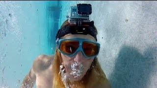 Обзор GoPro Floaty Backdoor On Headstrap Mount - GoPro