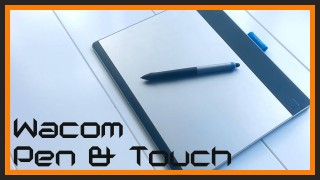 Wacom Intuos Pen & Touch Medium Review (CTH680)