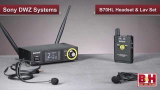 Sony DWZ Wireless Series