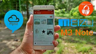 Meizu M3 Note   Обзор бюджетного флагмана