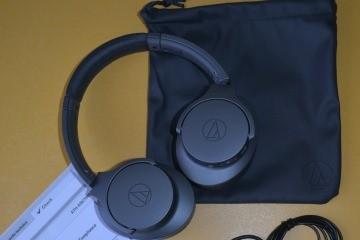 Audio-Technica ATH-ANC700BT - Японская классика с активным шумоподавлением