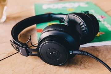 Audio-Technica ATH M60x – портативність в студію