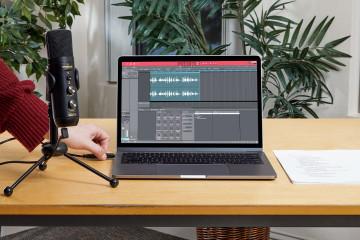 Marantz PRO MPM-4000U - идеальный USB-микрофон для подкастинга