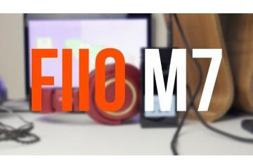 FiiO M7   Обзор Hi-Fi плеера