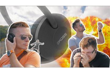 Обзор Koss KPH7 Wireless. Бюджетные беспроводные наушники от бренда с историей
